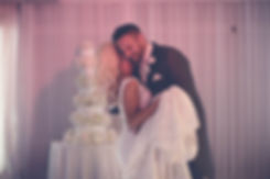 huging at the vale of glamorgan Hotel Wedding