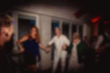 dancing at Corran Resort Wedding