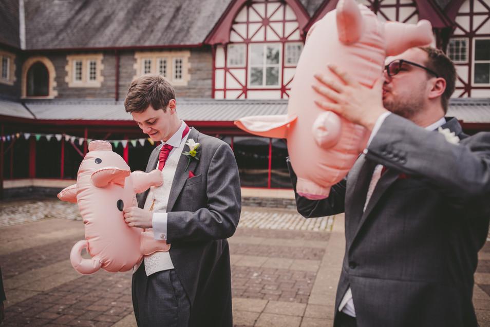 groom at RWCMD