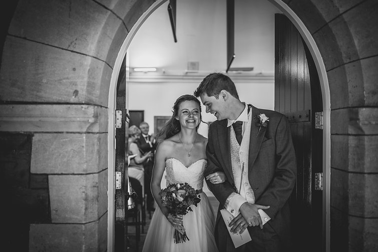 Wedding Photography in Cardiff Church