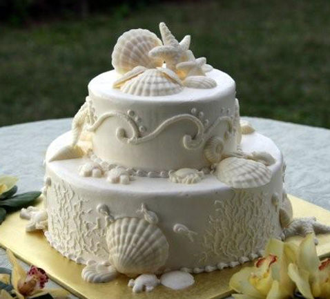 buy a wedding cake delivery for your cardiff wedding