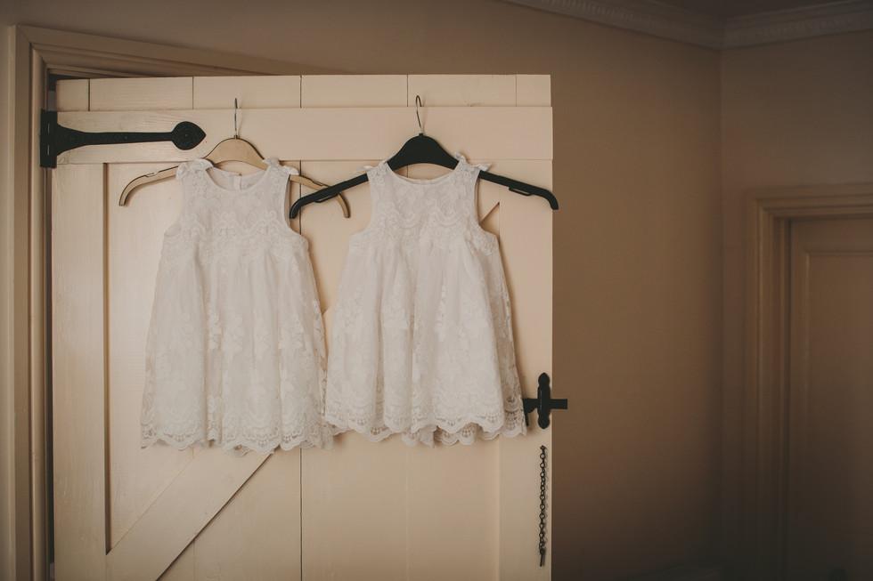 dress at St Davids Wales