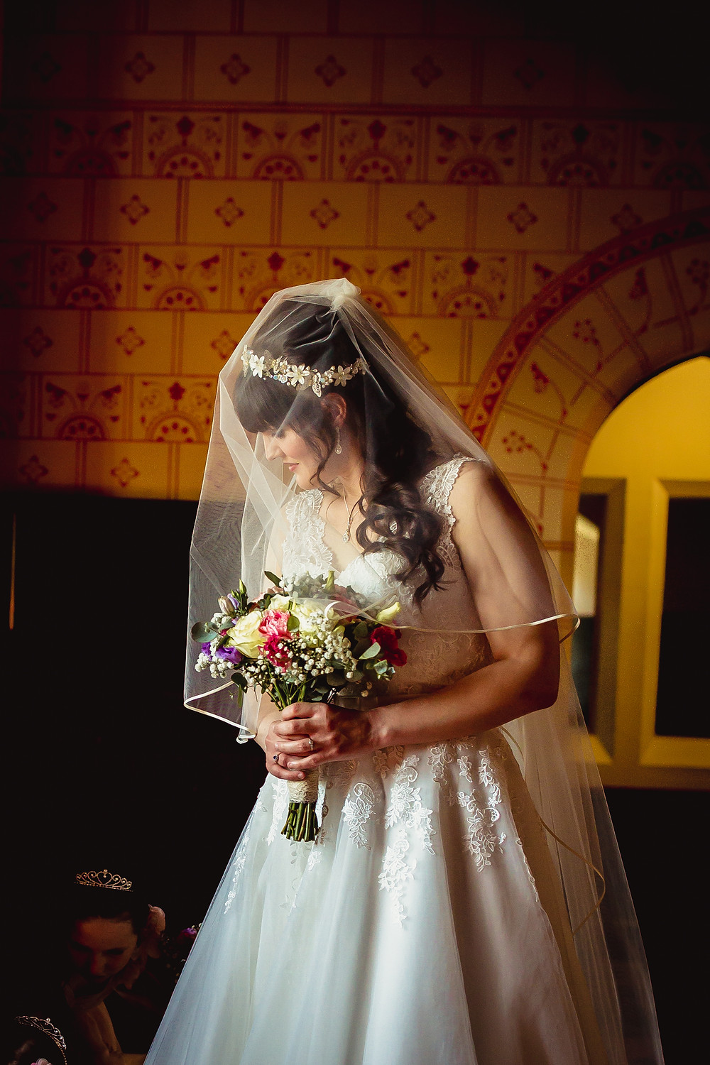 Getting married at Castell Coch