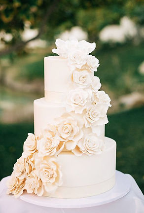 Buy a White Wedding Cake For Your Cardiff Wedding