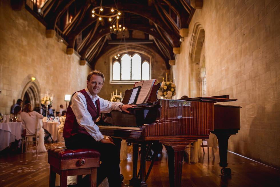 welsh wedding pianist
