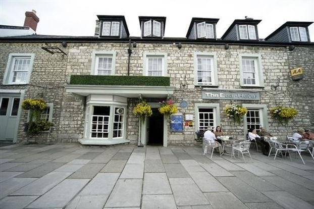 Bear Hotel Cowbridge