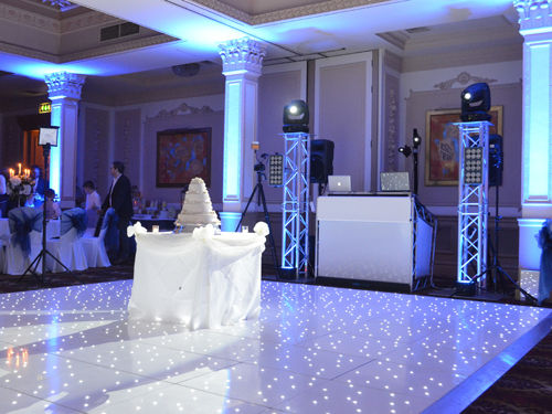 Wedding disco in south wales