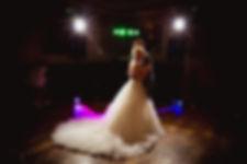 bride and groom at Glen Yr Afon Wedding