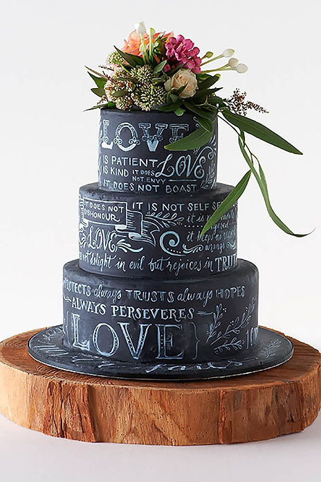 online cake for cardiff wedding