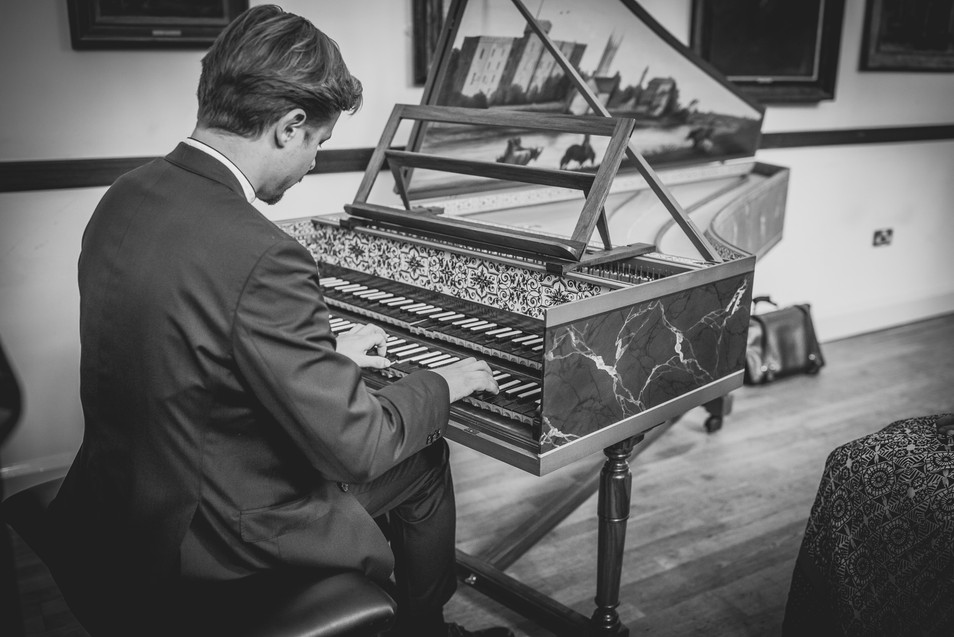 piano at Royal Welsh college