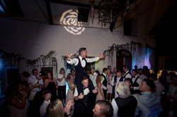 Dancing at the Miskin manor
