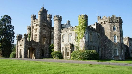 The top 4 Castles in for Wedding photography in Cardiff