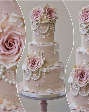 Buy a Vintage Style Wedding Cakes For Your Cardiff Wedding