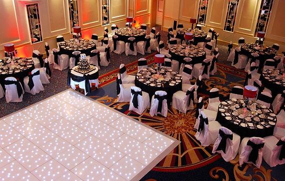 Angel Hotel wedding dj