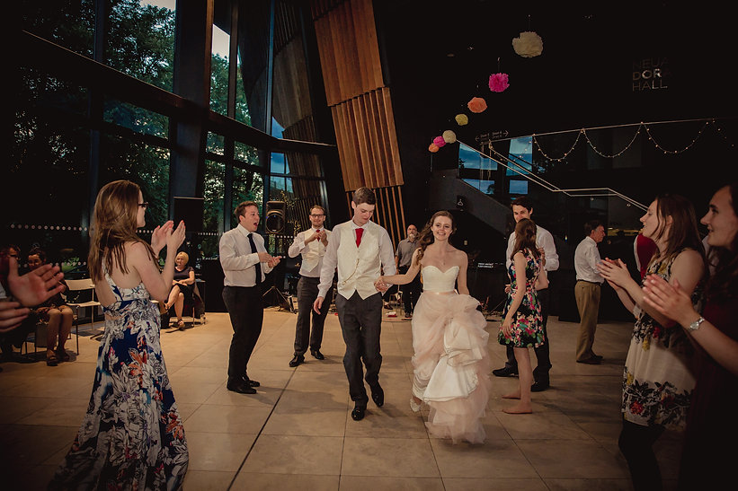 Dances at Glen Yr Afon Wedding