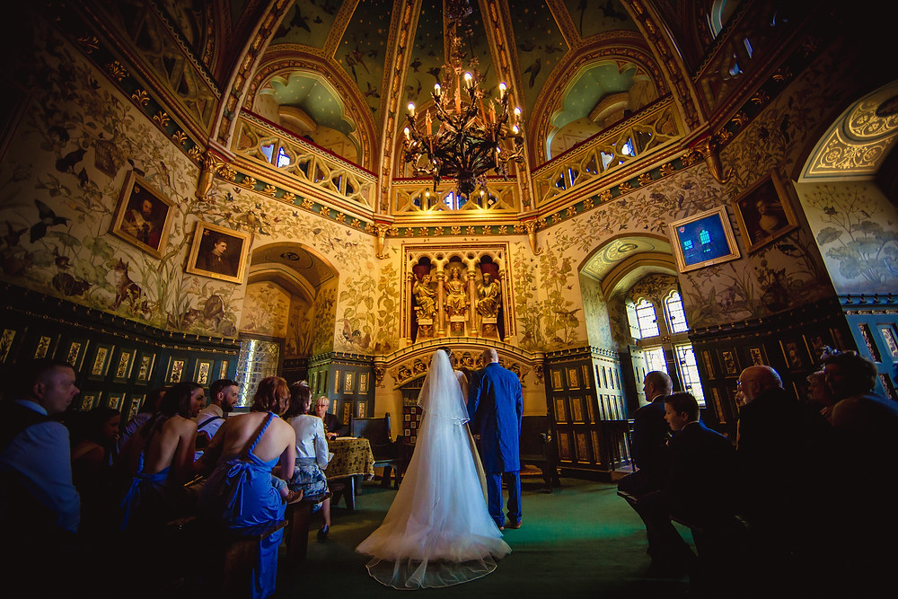 Top wedding Castles in Cardiff for photography