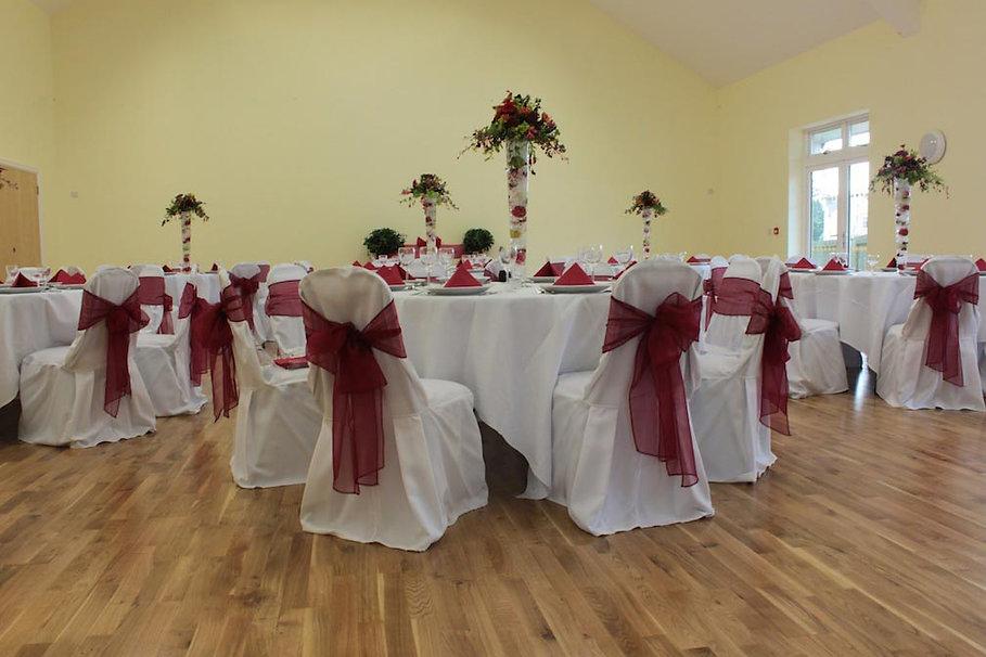 Redwick Village Hall Wedding