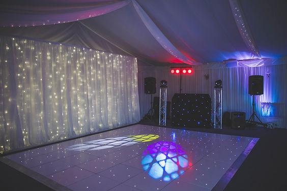 Dance floor Copthorne Hotel Cardiff