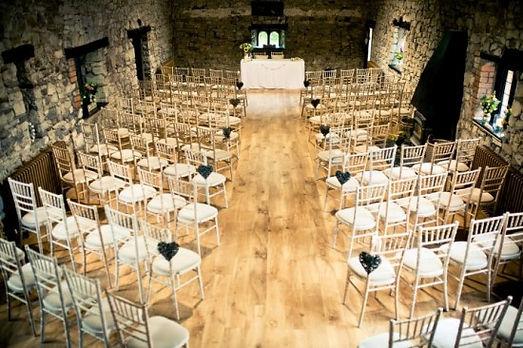 Pencoed house wedding reception