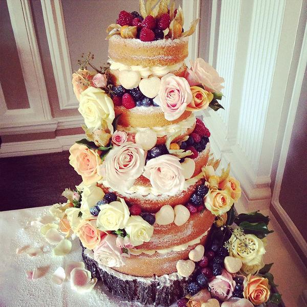 wedding cakes online