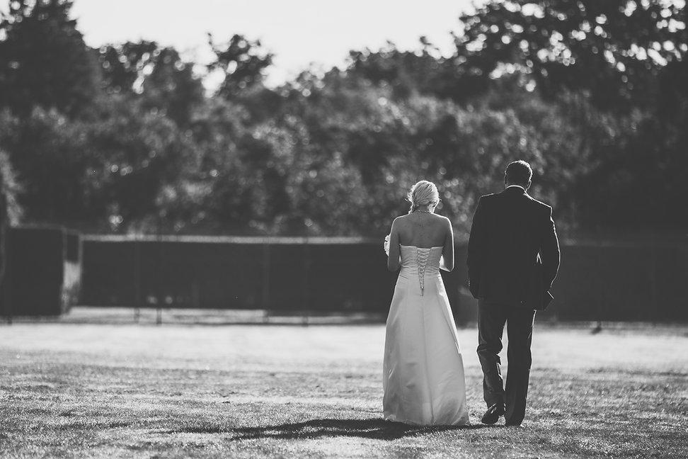 bride and groom at Pencoed House Estate Wedding