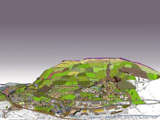 Mytholmroyd, Calder Valley, West Yorkshire