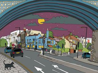 The Cat & Wheel, Gloucester Road