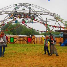 Alchemy Festival Stage