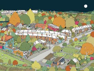 The Farm and eco village, St Werburghs, Bristol