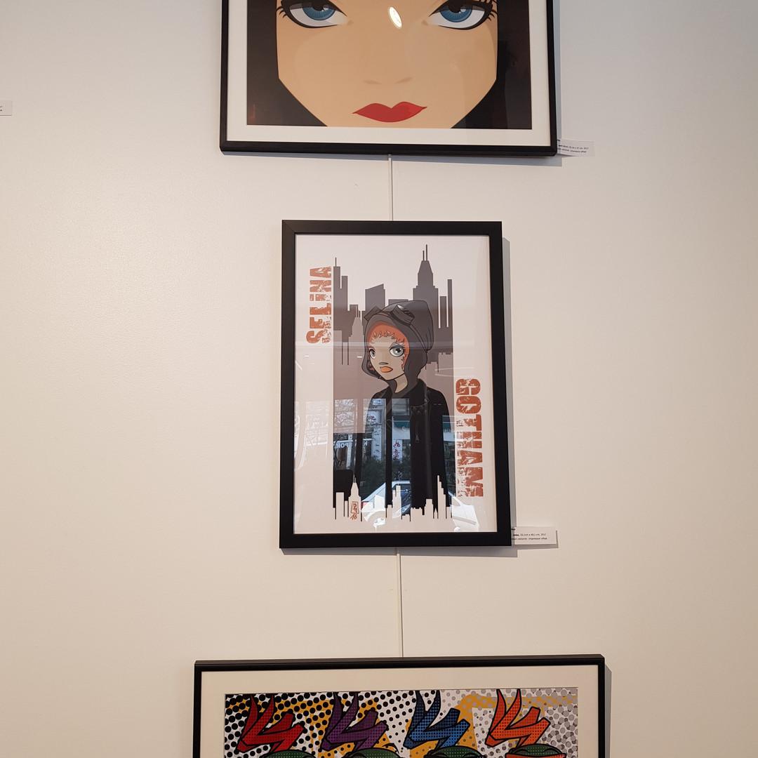 Galerie Louchard Paris 19 ème