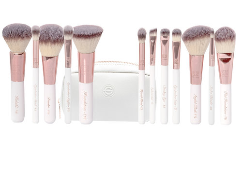 12 Pcs Luxury Brush Collection