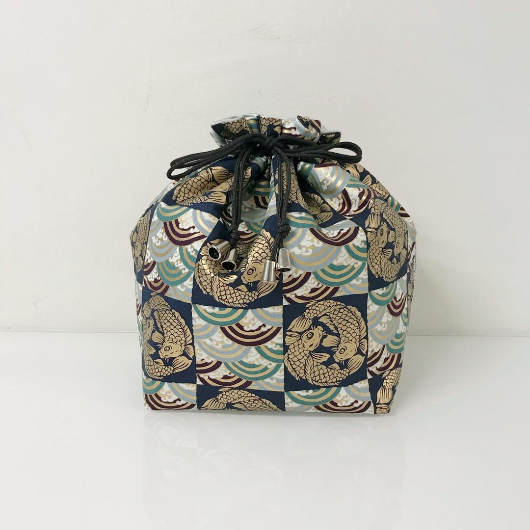 Pochette sac de toilette