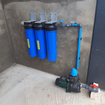 NEAT FILTRATION SYSTEM