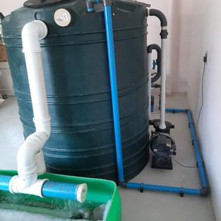 Filtration System for Ponds >10 000litres