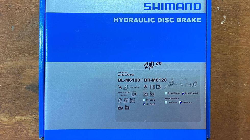 Shimano brake rear BL M6100
