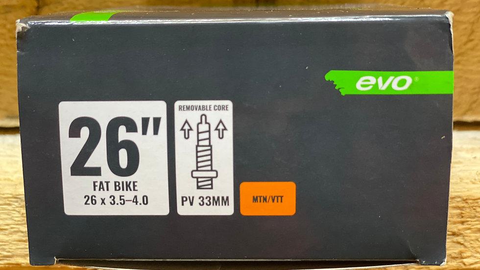 26x3.5-4 tire tube EVO