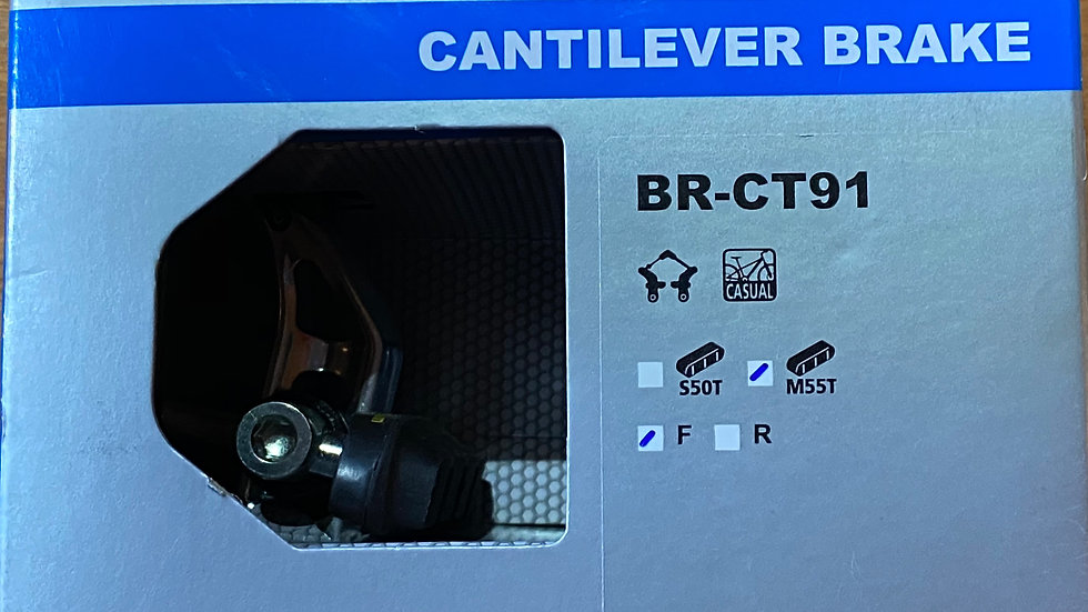Shimano Cantilever Brake BR CT91 Front