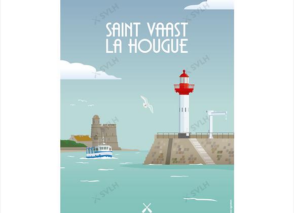 Petites affiches Saint Vaast