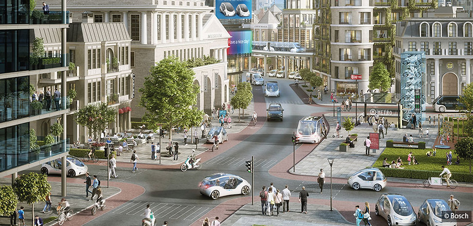 A future without cars?