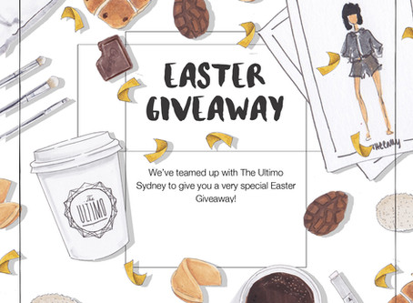 The Ultimo x The Envy Edit Easter Giveaway!!