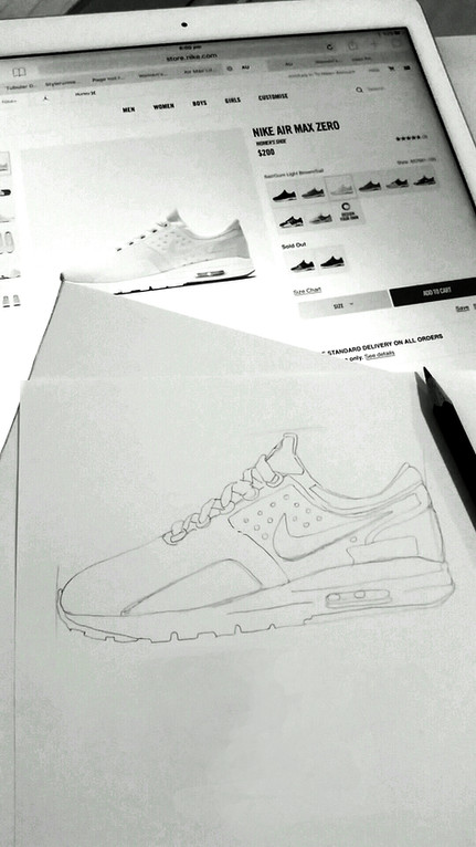 Nike's in progress, just do it already!