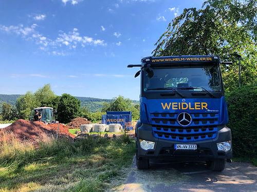 BV Oberflächenwasserableitung Waldorfschule Engelberg, Winterbach durch www.wilhelm-weidler.de