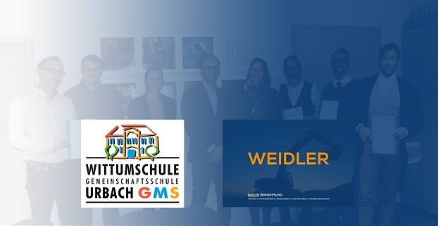 Bildungspartnerschaft zwischen Wilhelm Weidler GmbH & Co. KG und der Wittumschule in Urbach - www.wilhelm-weilder.de