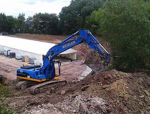 Bauunternehmen Rems-Murr-Kreis Urbach - Tiefbau