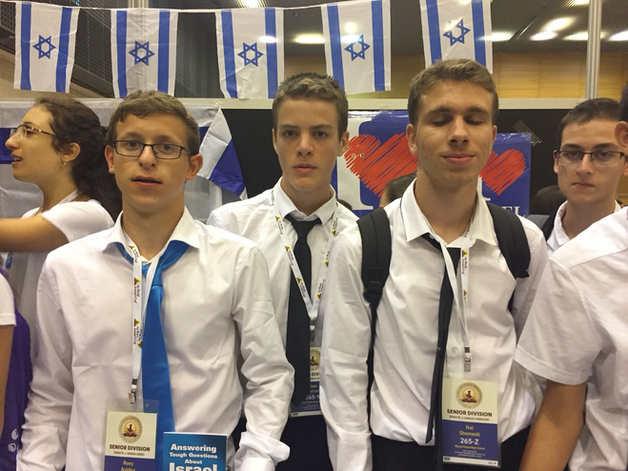 דוכן ישראלי בערב תרבויות