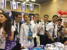 בדוכן הישראלי בערב תרבויות