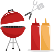 FREE BBQ Accessories svg and png files