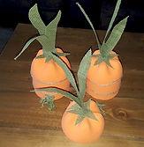 Soda Pop Bottle Carrots