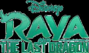 Raya and the Last Dragon Logo png