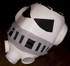 StormTrooper Mask Milk Jug